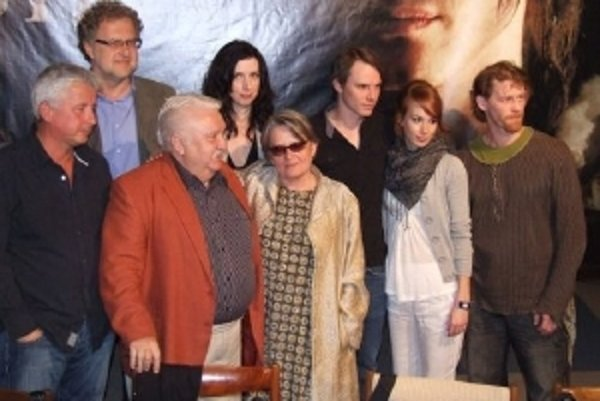 Medzinárodný tím tvorcov Jánošíka prišiel na Slovensko kvôli filmovej kampani dvakrát.