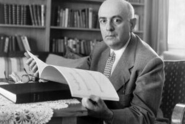 Theodor Adorno miloval hudbu. Známy sa stal ako mysliteľ.