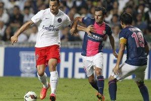 Zlatan Ibrahimovič je stále vo forme.