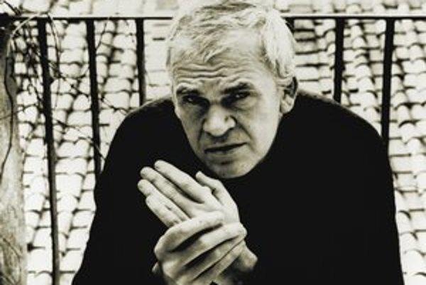 Milan Kundera (1929).