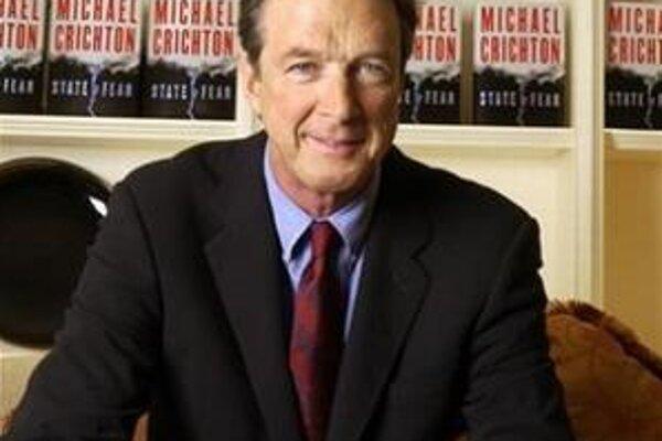 John Michael Crichton.