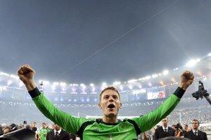 Najlepší brankár MS Manuel Neuer.