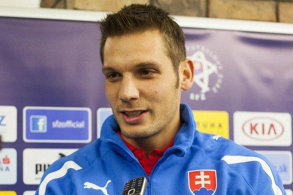 Tomáš Košický dúfa, že výkonmi zaujme reprezentačného trénera.