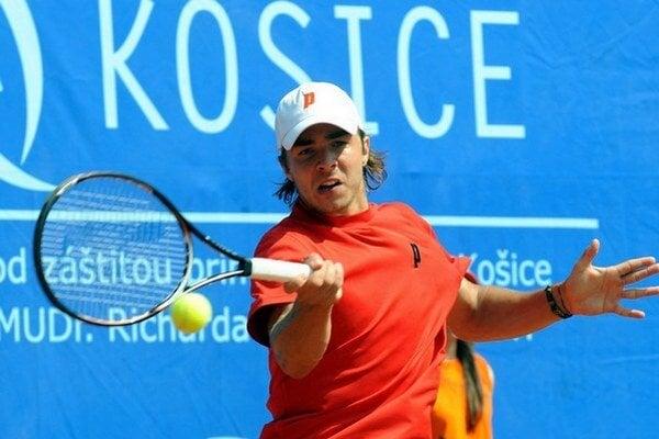 Slovenský tenista Andrej Martin.
