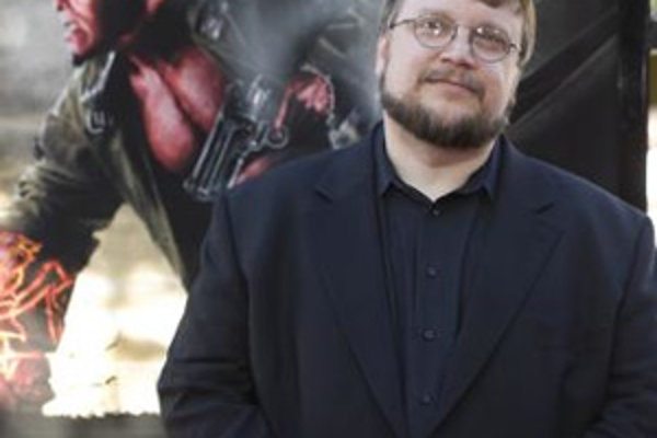 Režisér Guillermo del Toro.