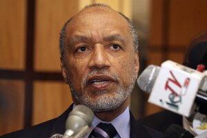 Mohamed bin Hammam.
