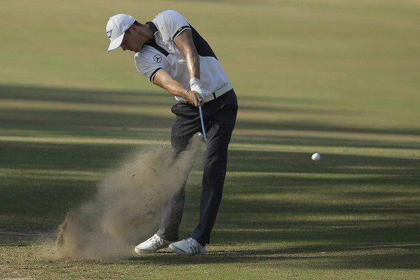 Nemecký golfista Martin Kaymer.