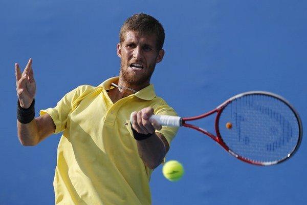 Martin Kližan ešte v nedeľu hral finále turnaja v Kolumbii.