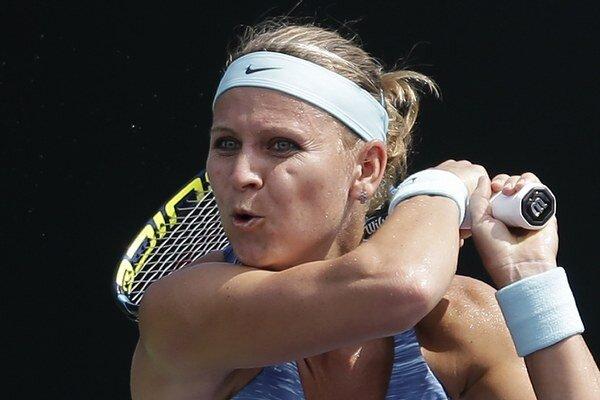 Česká tenistka Lucie Šafářová.