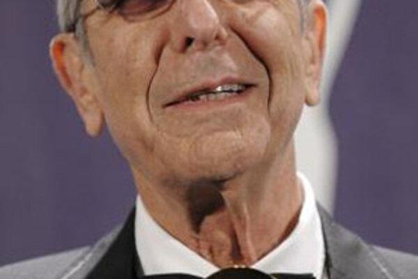 Leonarda Cohena uviedli pred mesiacom (10. marca 2008) do  Rock and Rollovej siene slávy v New Yorku.
