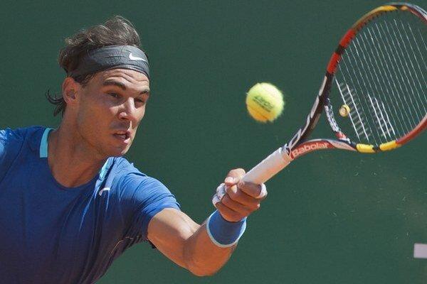 Svetová jednotka Rafael Nadal.