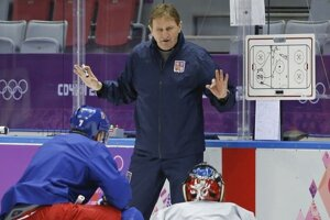Alois Hadamczik pri hokejovom výbere Česka skončí.