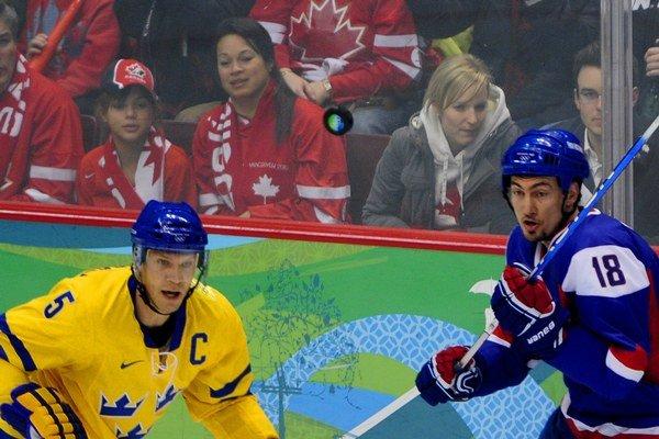Lidström sa stretol počas ZOH 2010 na ľade aj so Šatanom.
