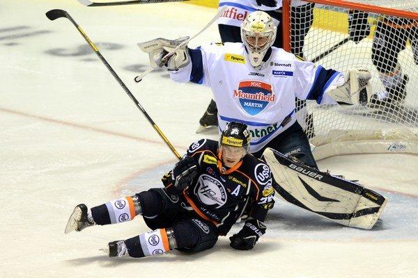 Počas víkendu sa rozbehlo play-off hokejovej extraligy.