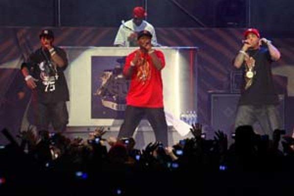 50 Cent ( v strede).