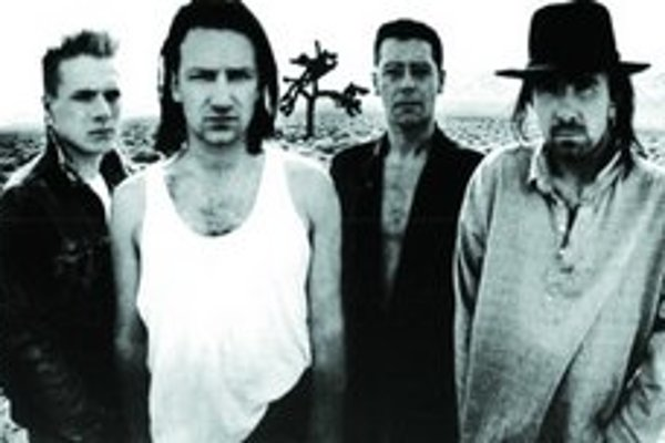 U2 v roku 1987.