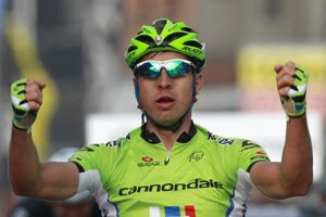 Peter Sagan si vybojoval zatiaľ najcennejší triumf v sezóne.