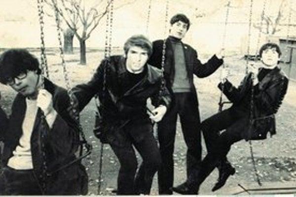 Jedna z prvých úspešných beatových skupín The Beatmen, ktorá v polovici 60. rokov očarila aj našich českých susedov.