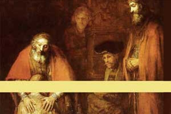 Pozvánka na Návrat márnotratného... Na prvý pohľad celkom nevinná.