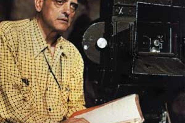 Luis Buňuel. Vo filmoch bol ostrý, v súkromí to o ňom neplatilo.
