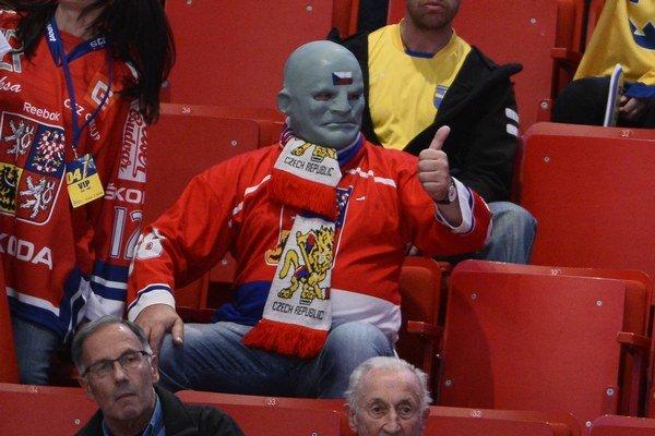 Vasil Simkovič v maske Fantomasa fandí už 15 rokov.