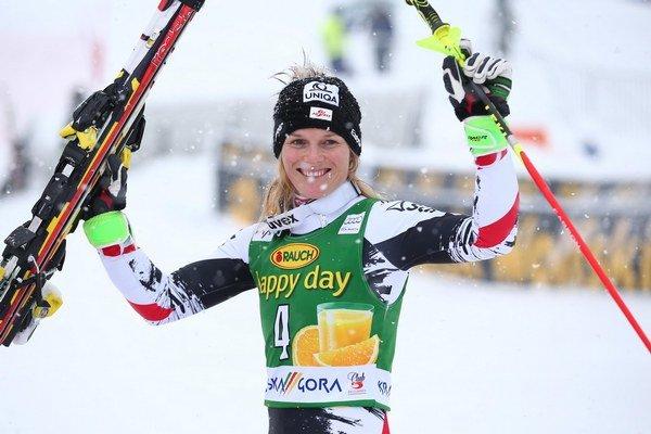 Zjazdovej lyžiarke Marlies Schildovej sa vyhrážajú neznámi útočníci únosom.