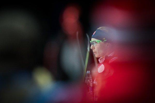 Anastasia Kuzminová získala v Soči zlatú medailu v šprinte.