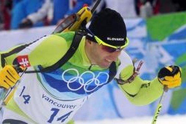 Slovenský biatlonista Pavol Hurajt získal na olympiáde vo Vancouvri v pretekoch s hromadným štartom bronzovú medailu.
