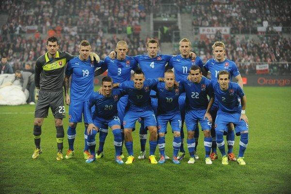 Aj Slováci si zahrajú o 23 kvalifikačných miest.