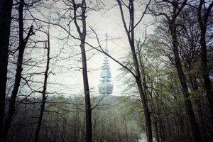 Architektúra slovenského socializmuRozhlasová veža Kamzík.