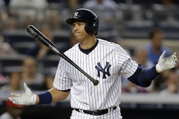 Alex Rodriguez si nejaký čas bejzbal nezahrá.