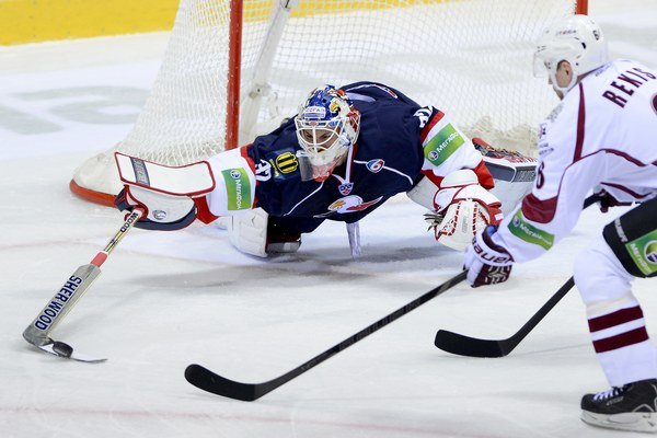 Slovan sa aj v Petrohrade bude spoliehať na brankára Jaroslava Janusa.