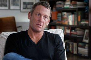 "Lance Armstrong v novom dokumentárnom filme ""Armstrongova lož"" režiséra Alexa Gibneyho.."