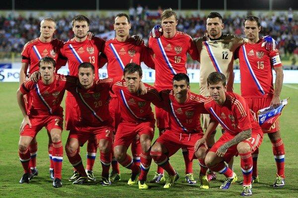Ruská reprezentácia hrala naposledy v Dubai s Kóreou.