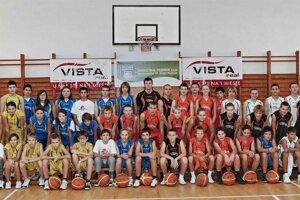 Slávnostné otvorenie školského Vista Real Cupu.
