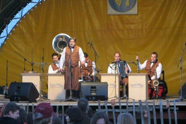 Súčasťou Vinobrania bude bohatý hudobný program.