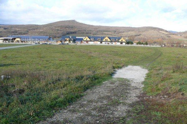 Zimný štadión ma vyrásť v lokalite Rozálka.