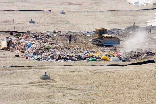 Pezinok predtým vyvážal odpad na skládku v Dubovej.