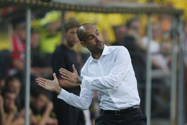Nový tréner Bayernu.