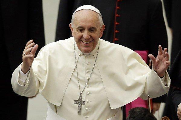Pápeža Františka pozývajú do Trnavy.