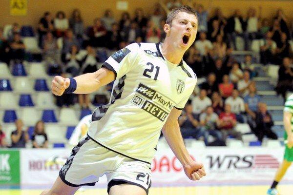 Ľubomír Ďuriš bol napriek výhre po zápase sklamaný.