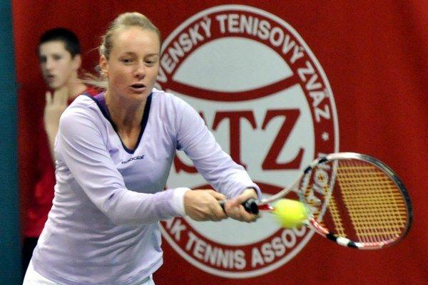 Zuzana Kučová sa na turnaji Roland Garros lúči s kariérou. Najlepšie bola v rebríčku na 101. mieste v júni 2010. Vlani pre zranenie maródovala a vypadla z renkingu.