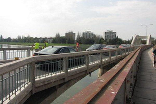 Most otvorili ešte koncom augusta, do konca tohto mesiaca budú robotníci ešte dokončovať niektoré časti. Už bez výraznejšieho obmedzenia dopravy.