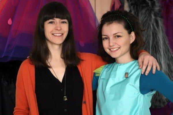 Maruška Marušíková a Martina Vrábelová zorganizovali zaujímavý Dizajn TU!