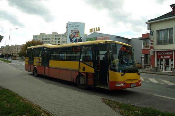 Optimalizácia stála tisíce eur, počty cestujúcich mesto neprezradí.