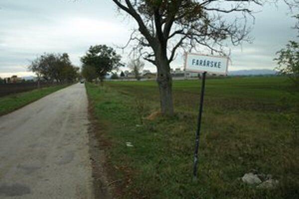 Lokalita Farárske sa spomínala aj v súvislosti s presídlením Rómov z Coburgovej ulice.