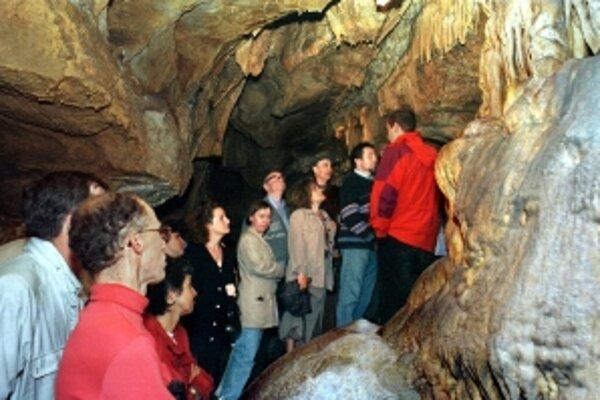 Jaskyňa Driny.