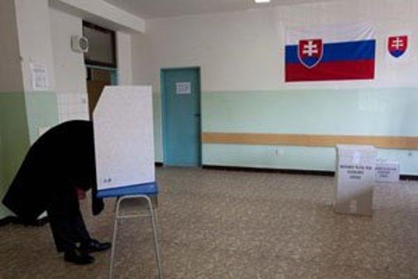 Nové voľby vyhlási predseda NR SR.