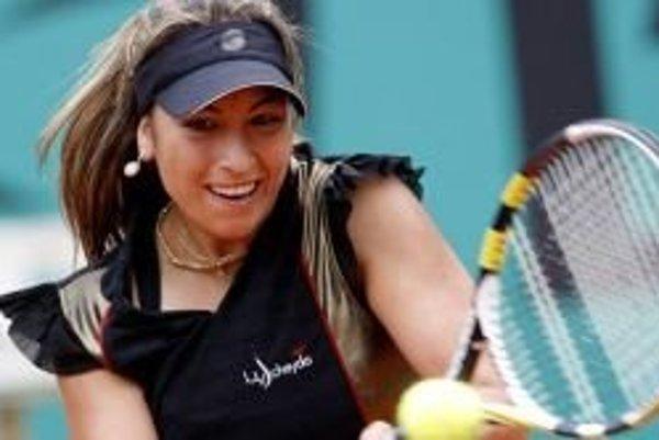 Francúzska tenistka Aravane Rezaiová bude najzvučnejším menom na ITF Empire Cupe.
