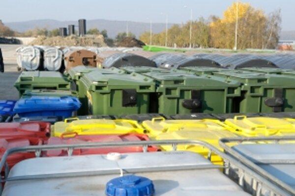 Posledná úprava miestneho poplatku za komunálne odpady je s dátumom 1. január 2008.
